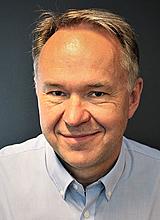 Portrett av Knut Olav Knudsen i Boligenergi